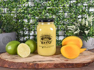 Pulpa Limonada de Mango