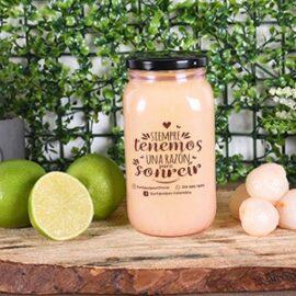 Pulpa Limonada de Lychees