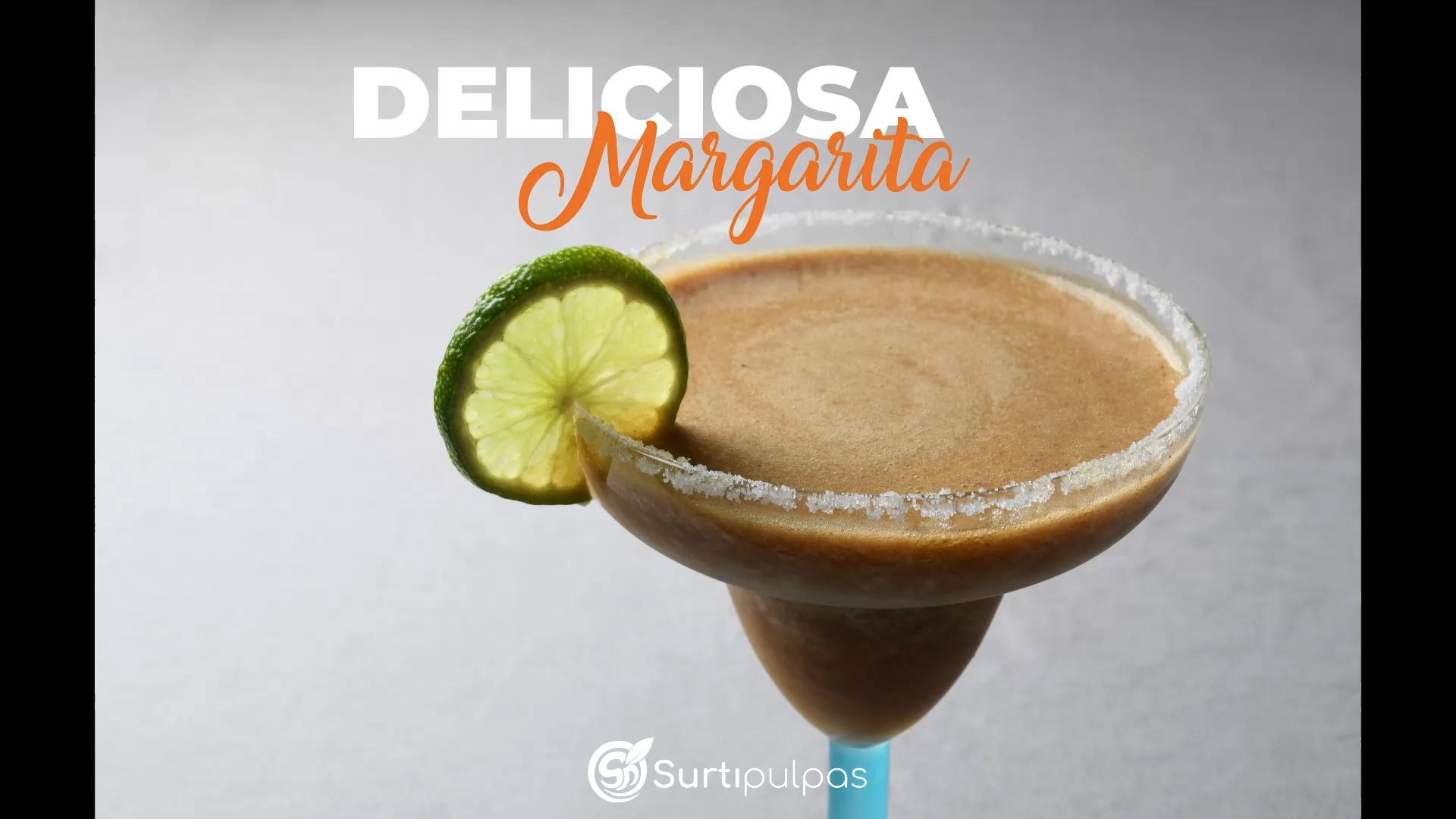 Cóctel Margarita de Tamarindo Maracuyá