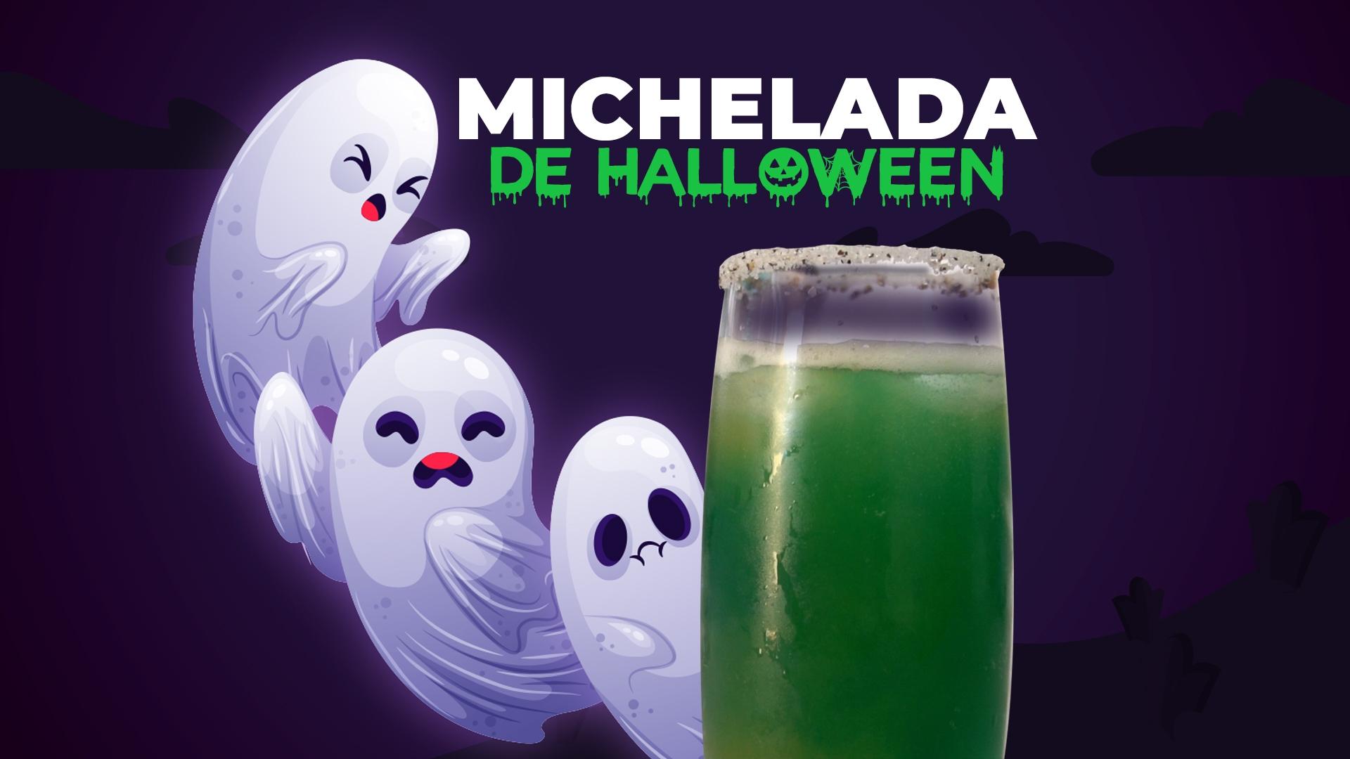 Michelada de Halloween