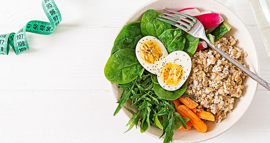 Como Tener Una Alimentación Balanceada